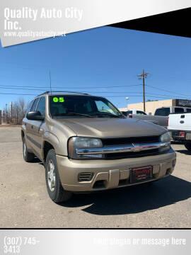 2005 Chevrolet TrailBlazer for sale at Quality Auto City Inc. in Laramie WY