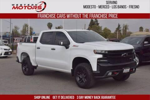 2019 Chevrolet Silverado 1500 for sale at Choice Motors in Merced CA