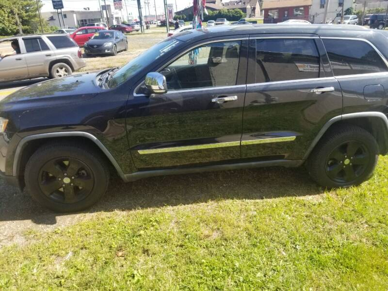 2011 Jeep Grand Cherokee for sale at Action Auto Sales in Parkersburg WV