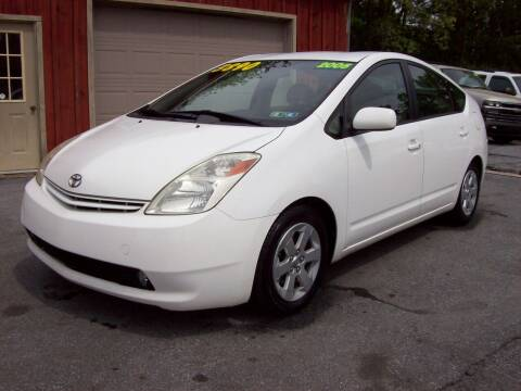 2005 Toyota Prius for sale at Clift Auto Sales in Annville PA