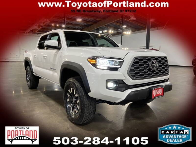 2021 Toyota Tacoma for sale in Portland, OR