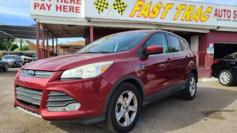 2014 Ford Escape for sale at Fast Trac Auto Sales in Phoenix AZ
