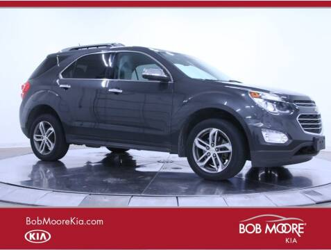 2017 Chevrolet Equinox for sale at Bob Moore Kia in Oklahoma City OK