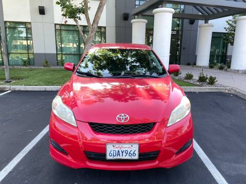 2009 Toyota Matrix for sale at Hi5 Auto in Fremont CA