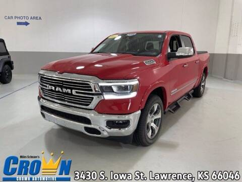 2021 RAM Ram Pickup 1500 for sale at Crown Automotive of Lawrence Kansas in Lawrence KS