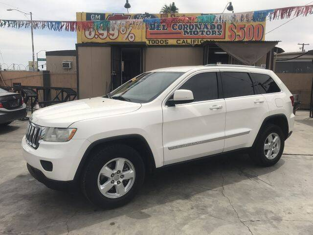 2011 Jeep Grand Cherokee for sale at DEL CORONADO MOTORS in Phoenix AZ
