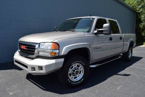 2007 GMC Sierra 2500HD Classic for sale at Precision Imports in Springdale AR