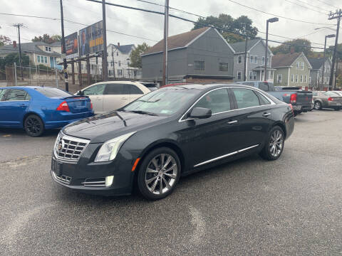 2013 Cadillac XTS for sale at Capital Auto Sales in Providence RI