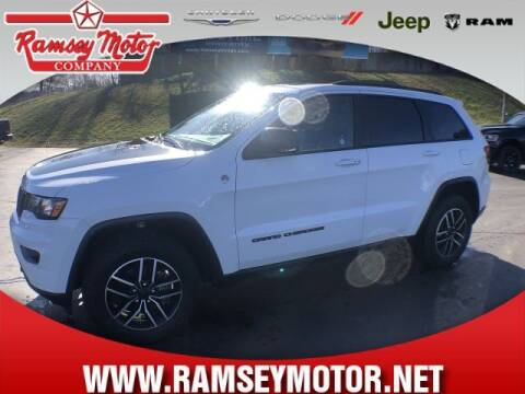 2020 Jeep Grand Cherokee for sale at RAMSEY MOTOR CO in Harrison AR