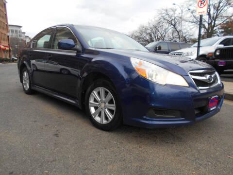 2011 Subaru Legacy for sale at H & R Auto in Arlington VA