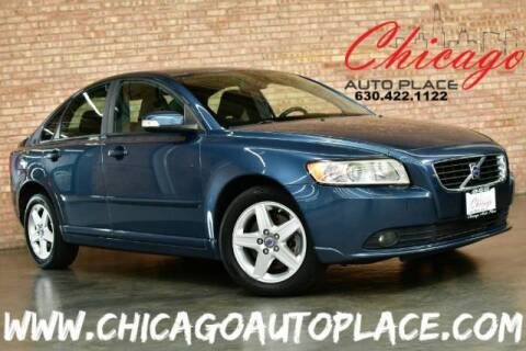 2008 Volvo S40 for sale at Chicago Auto Place in Bensenville IL