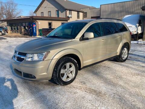 2010 Dodge Journey for sale at COUNTRYSIDE AUTO INC in Austin MN