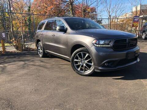 2017 Dodge Durango for sale at PRNDL Auto Group in Irvington NJ