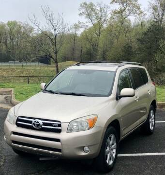 2007 Toyota RAV4 for sale at ONE NATION AUTO SALE LLC in Fredericksburg VA