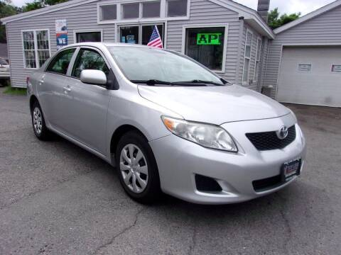 2010 Toyota Corolla for sale at Top Line Import in Haverhill MA
