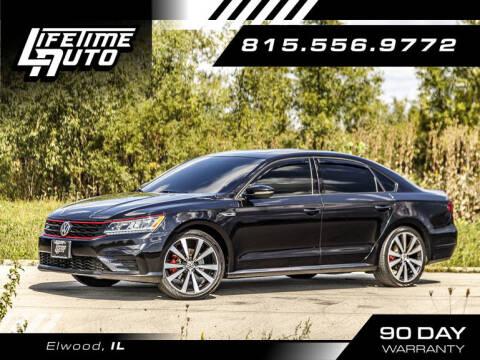 2018 Volkswagen Passat for sale at Lifetime Auto in Elwood IL