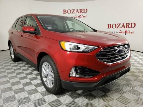 2021 Ford Edge for sale at BOZARD FORD in Saint Augustine FL