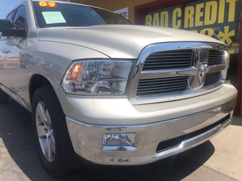2009 Dodge Ram Pickup 1500 for sale at Sunday Car Company LLC in Phoenix AZ