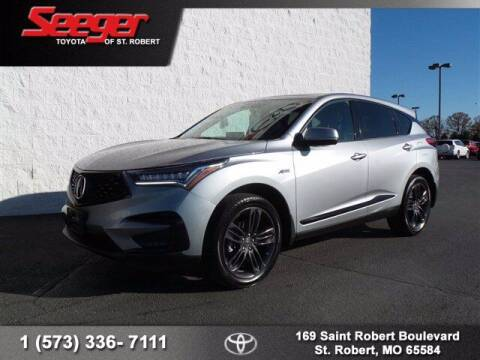 2020 Acura RDX for sale at SEEGER TOYOTA OF ST ROBERT in St Robert MO