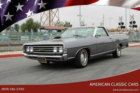1969 Ford Ranchero for sale at American Classic Cars in La Verne CA