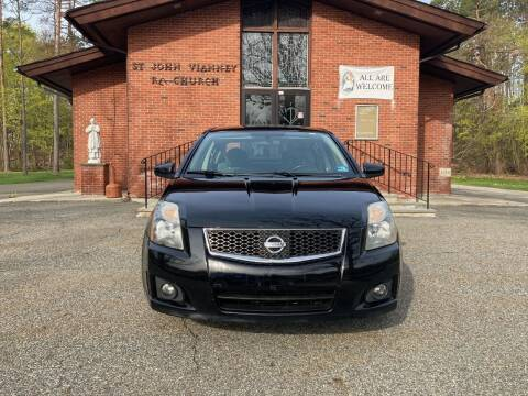 2010 Nissan Sentra for sale at Beaver Lake Auto in Franklin NJ