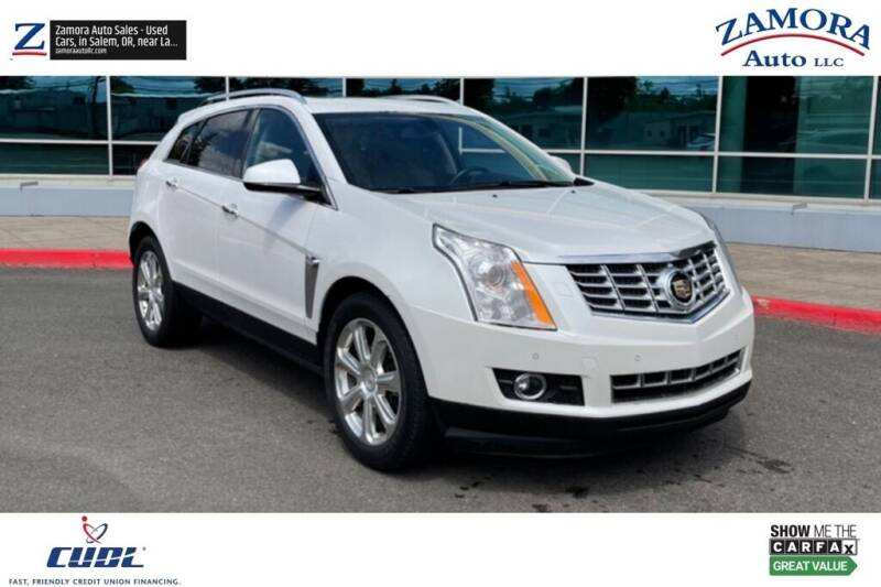 2013 Cadillac SRX for sale in Salem, OR