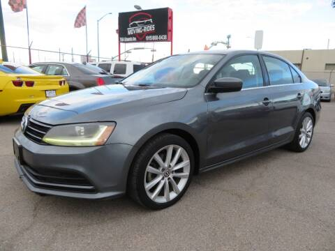 2017 Volkswagen Jetta for sale at Moving Rides in El Paso TX