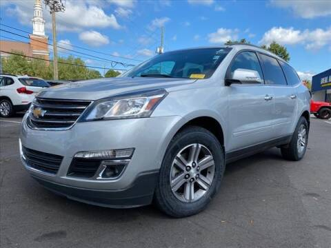 2016 Chevrolet Traverse for sale at iDeal Auto in Raleigh NC
