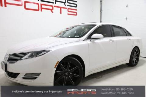 2014 Lincoln MKZ for sale at Fishers Imports in Fishers IN