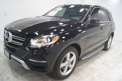 2018 Mercedes-Benz GLE for sale at Sacramento Luxury Motors in Carmichael CA
