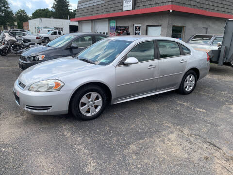 2011 Chevrolet Impala for sale at Townline Motors in Cortland NY