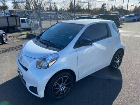 2014 Scion iQ for sale at TacomaAutoLoans.com in Lakewood WA