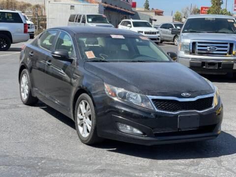 2013 Kia Optima for sale at Brown & Brown Auto Center in Mesa AZ