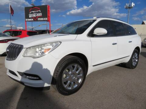 2016 Buick Enclave for sale at Moving Rides in El Paso TX