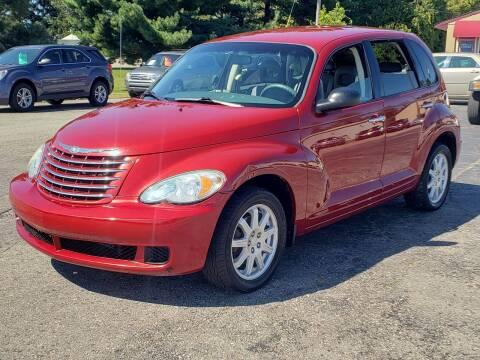 2007 Chrysler PT Cruiser for sale at Thompson Motors in Lapeer MI