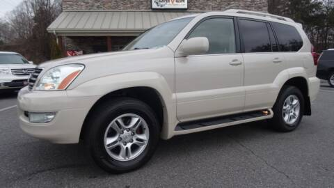 2003 Lexus GX 470 for sale at Driven Pre-Owned in Lenoir NC