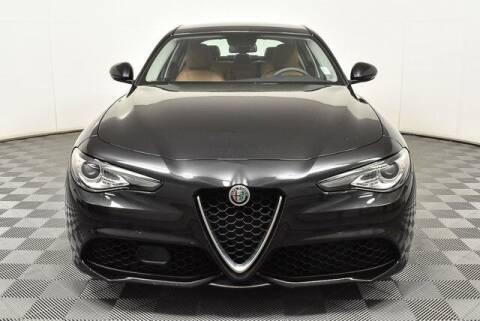 2017 Alfa Romeo Giulia for sale at Southern Auto Solutions-Jim Ellis Maserati in Marietta GA