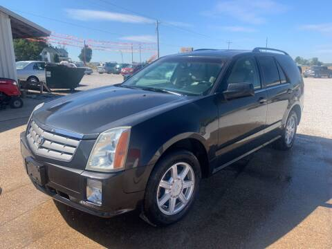2005 Cadillac SRX for sale at Family Car Farm in Princeton IN