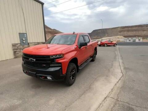 2020 Chevrolet Silverado 1500 for sale at REES AUTO BROKERS in Washington UT