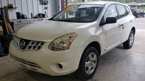 2013 Nissan Rogue for sale at COOPER AUTO SALES in Oneida TN