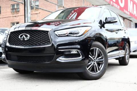 2019 Infiniti QX60 for sale at HILLSIDE AUTO MALL INC in Jamaica NY