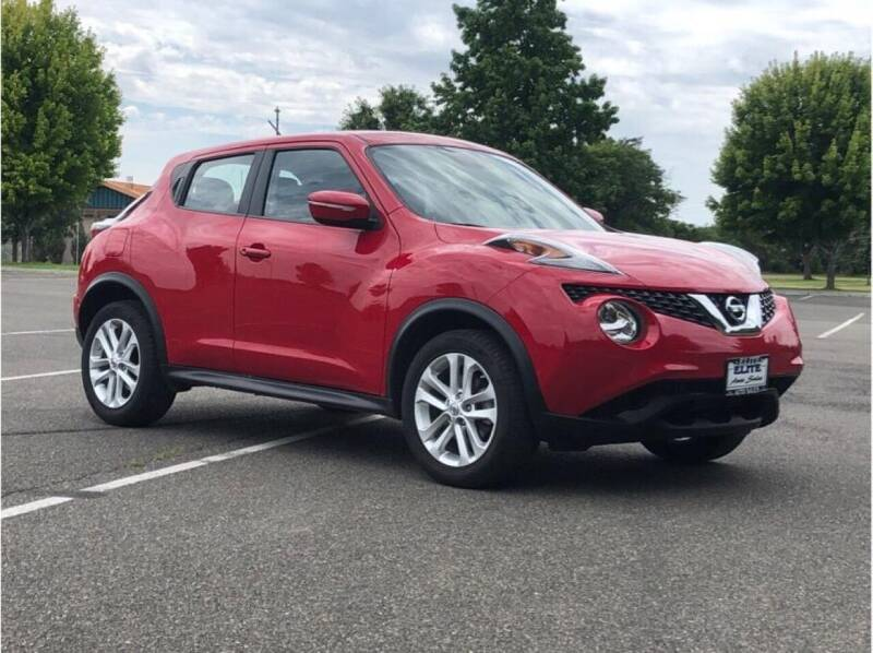 2017 Nissan JUKE for sale at Elite 1 Auto Sales in Kennewick WA