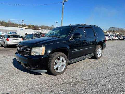 2007 Chevrolet Tahoe for sale at Hillside Motors Inc. in Hickory NC