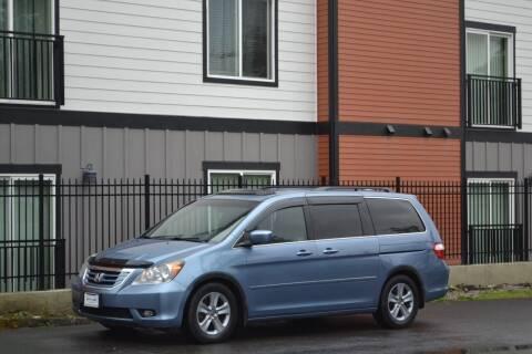 2008 Honda Odyssey for sale at Skyline Motors Auto Sales in Tacoma WA