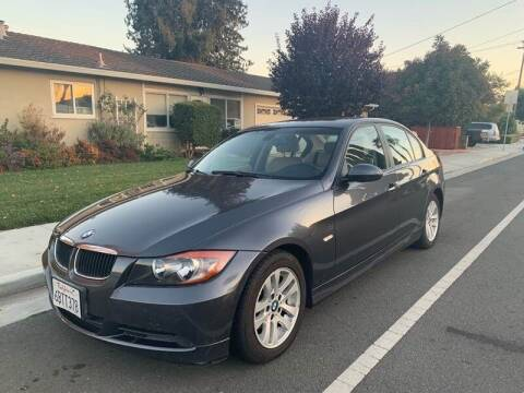 2006 BMW 3 Series for sale at OPTED MOTORS in Santa Clara CA
