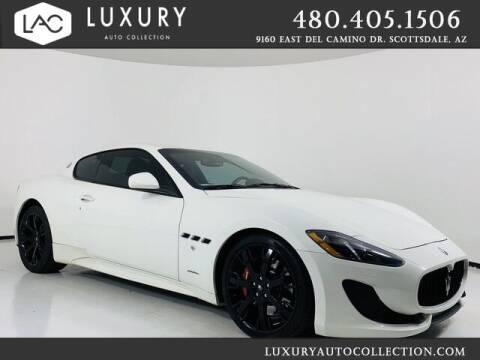 2016 Maserati GranTurismo for sale at Luxury Auto Collection in Scottsdale AZ