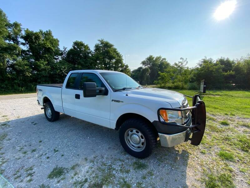 2014 Ford F-150 for sale at Tennessee Valley Wholesale Autos LLC in Huntsville AL