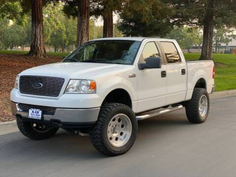 2005 Ford F-150 for sale at KAS Auto Sales in Sacramento CA