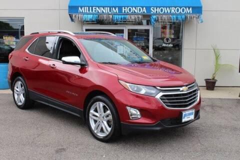 2018 Chevrolet Equinox for sale at MILLENNIUM HONDA in Hempstead NY