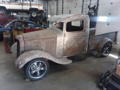 1934 Chevrolet DB MASTER PICKUP for sale at Dave's Auto Sales & Service in Weyauwega WI